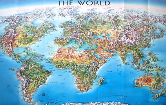 THE WORLD.....my home