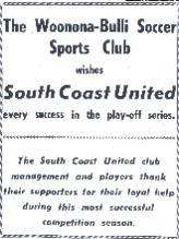 News Paper 1969 before the play-off series
